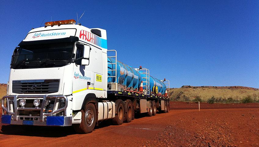 Dustmag Truck
